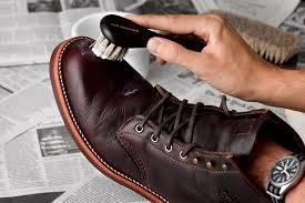 chăm sóc giày boot nam toàn diện
