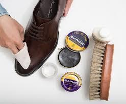 làm sạch giày boot nam