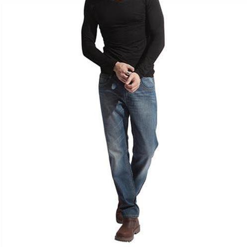 quần jean nam cách phối đồ