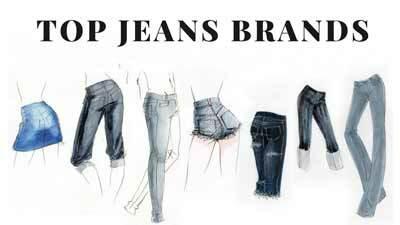 Top 20 thương hiệu quần jean nam đẹp và nổi tiếng trên thế giới