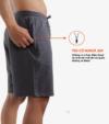 Combo 02 quần Short nam French Terry (2 màu như hình)