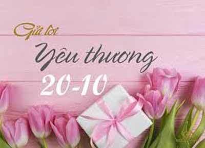 Quà tặng ngày Phụ nữ Việt Nam 20/10 cho mẹ cực ý nghĩa