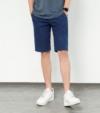 Quần Short Kaki nam Vintage màu xanh navy